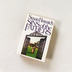 Vintage Hardcover Book Sins of the Fathers Susan H